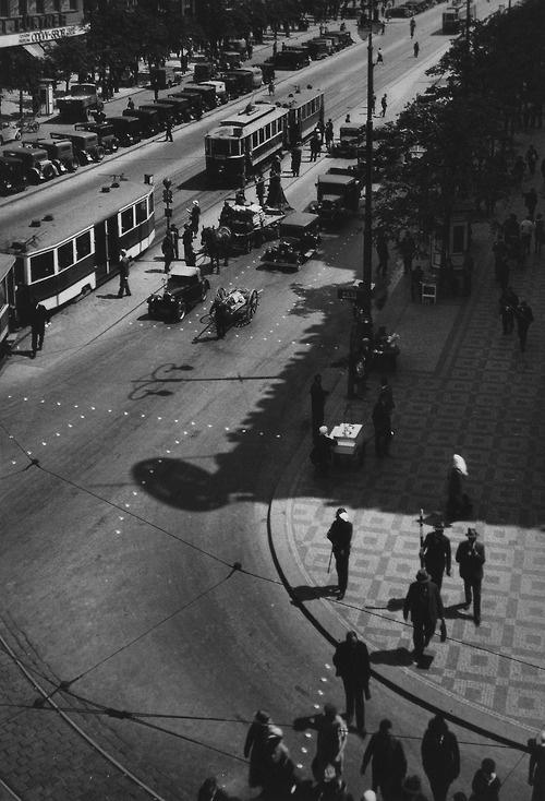 Prague 1930 Photo: Josef Sudek