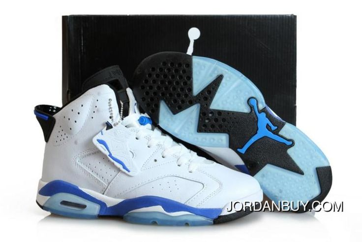http://www.jordanbuy.com/the-nike-air-jordan-2014-retro-6-official-color-white-blue-for-men-will-meet-your-require.html THE NIKE AIR JORDAN 2014 RETRO 6 OFFICIAL COLOR WHITE BLUE FOR MEN WILL MEET YOUR REQUIRE Only $85.00 , Free Shipping!