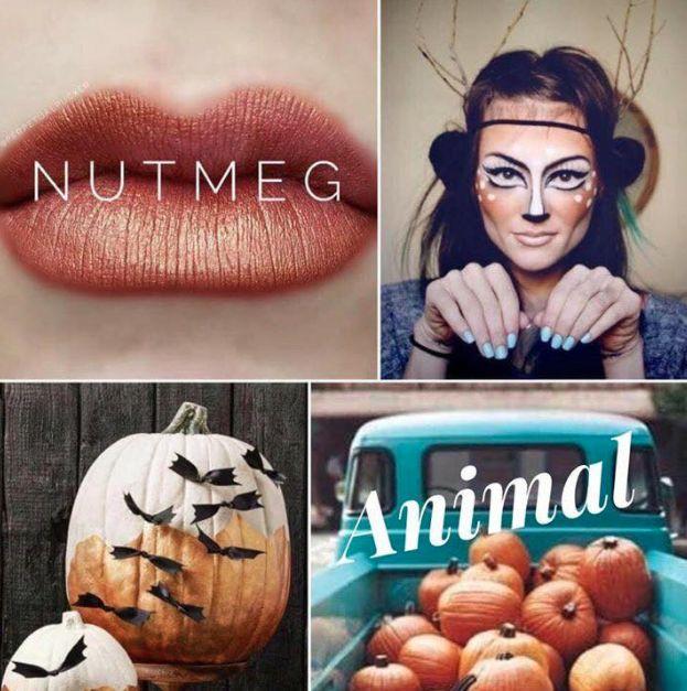 halloween makeup use senegence shadowsense lipsense to create a no smudge no budge - Best Halloween Makeup To Use