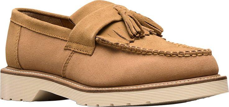 Dr. Martens - Unisex-Adult 3989 Wingtip Brogue Shoe, Size: 11 D(M) US, Color: Chestnut