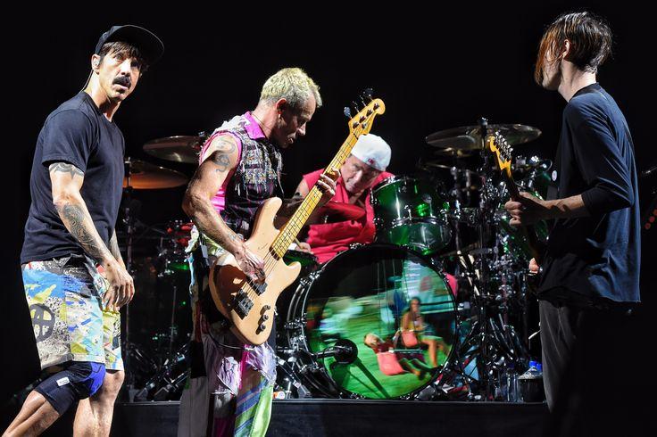 La fórmula Red Hot Chili Peppers para hipnotizar el Sant Jordi