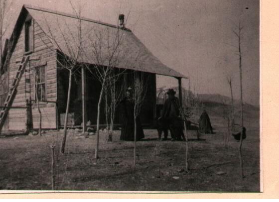 Home of Christian Frederick Henriksen