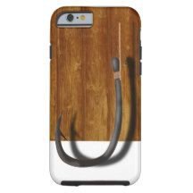 Handy Motiv Haken Tough iPhone 6 Hülle