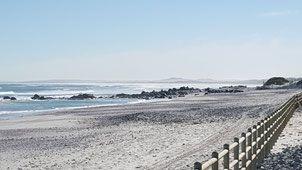 16 Mile Beach, Yzerfontein