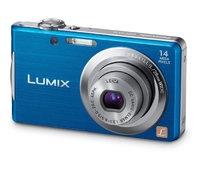 La Lumix DMC-FS16 existe en varios colores, es fácil de manejar. Sus distintos modos automáticos como el reconocimiento de escenas o detección de rostros son rápidos y eficaces. Su zoom óptico 4x acerca del todo al sujeto y el estabilizador óptico elimina imágenes borrosas. Panasonic ha equipado a la lumix DMC-FS16 con un modo video HD 720p y un modo YouTube Capture para compartir en línea tus videos. http://www.tecnoalia.com/PANASONIC-Lumix-DMC-FS16-azul