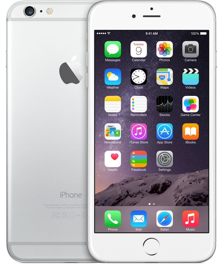 iPhone 6 Plus Silver - can't wait, hurry up and get here!!!