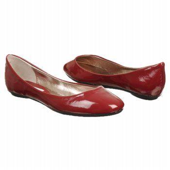 Olivia's dog walking look-alike style:  Women's Steve Madden Heaven Red Patent FamousFootwear.com #FamousFootwear #shoes