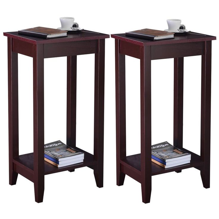 25 Best Ideas About Tall End Tables On Pinterest Wood End Tables Diy Living Room Furniture