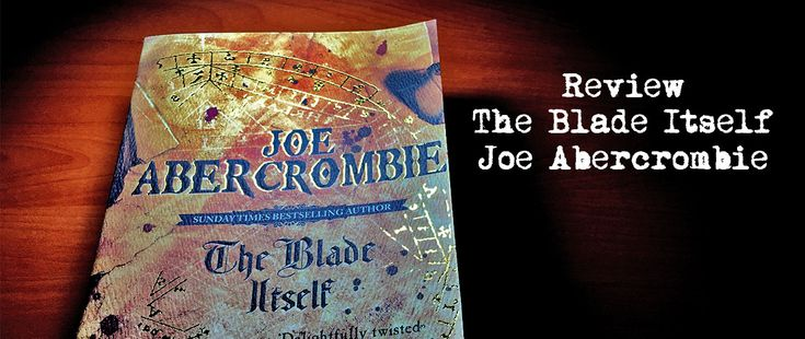 Review do The First Blade de Joe Abercrombie