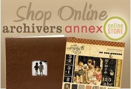 archivers annex - gonna check it out!Scrapbooking, Scrapbook Stores, Scrapbook Supplies, Favorite Scrapbook