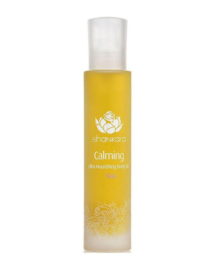 shankara.com-Calming Body Oil