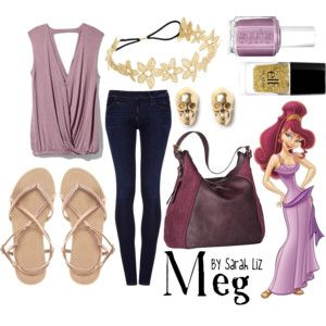 Meg Inspired Outfit