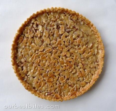 OBB - Almond Toffee Torte | Nommies | Pinterest