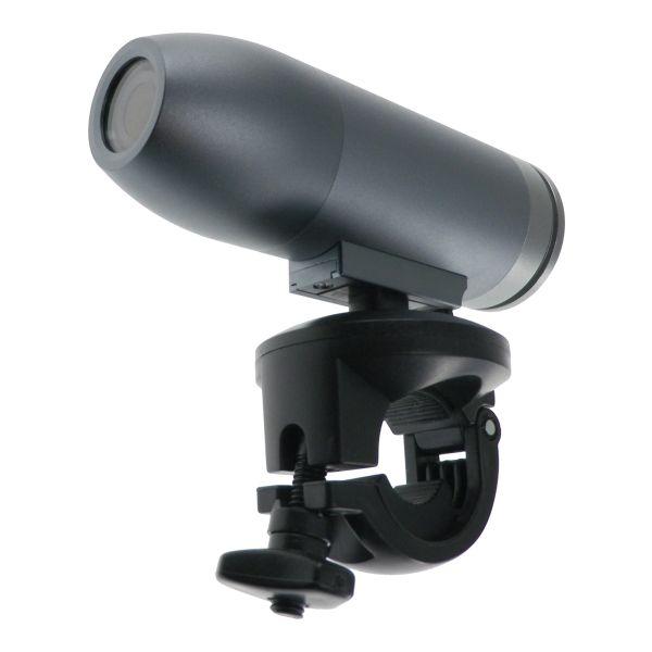 オンボードで迫力ある撮影を! 720P撮影可能 アルミボディ 弾丸型 カメラ 上海問屋 68876-0.jpg