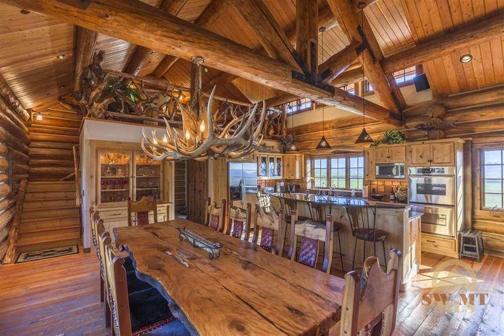 Ennis, Montana Homes For Sale - 500 Jack Creek Bench Ennis, MT - Image 3