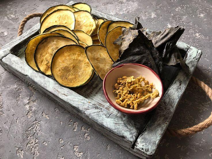 Овощные чипсы - Нина Финаева