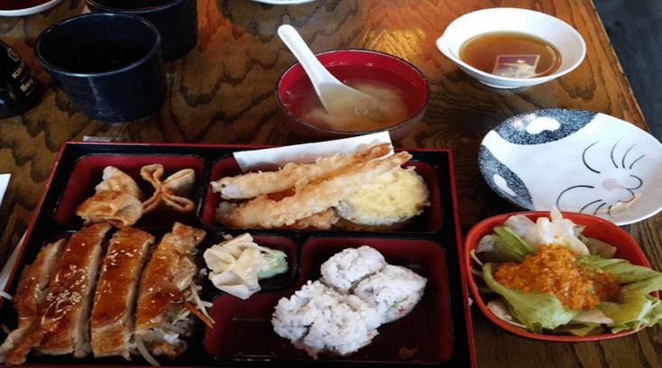 Cheap Japanese eats in Vancouver, BC, Canada