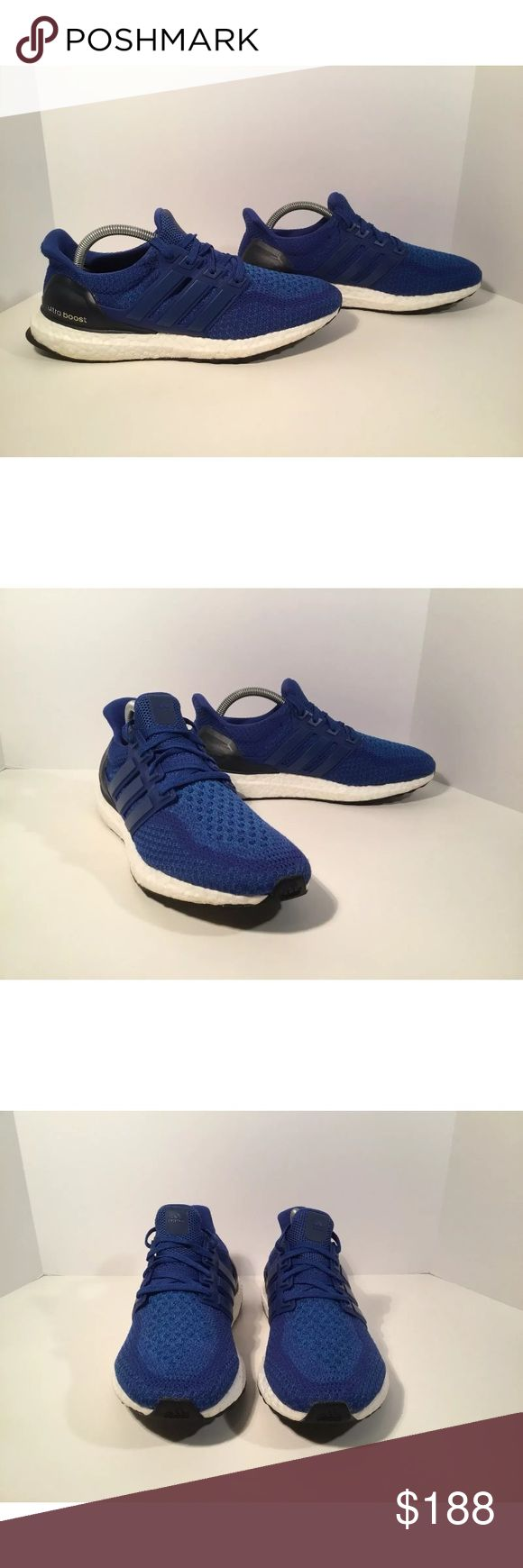 Adidas Ultra Boost 2.0 Item details:   -adidas brand  -in good condition  -Men's Size 8  -Ultra Boost 2.0   All my shoes are 100% authentic. Buyer satisfaction is very important to me and I will always do my best to make sure you have a good experience when purchasing my items. I sell many hard to find, past season, and popular shoes at discount prices. If I have the box for the shoes, I always include it in the pictures. adidas Shoes Athletic Shoes