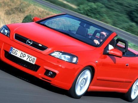Opel Astra OPC Cabrio