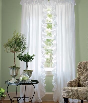 1000+ ideas about Country Curtains on Pinterest | Valances ...