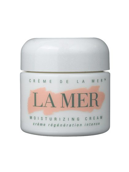"LA MER CRÈME DE LA MER ~~ Created by Max Huber, an aerospace physicist whose face was scarred from a chemical experiment gone awry, Crème de La Mer now has a cult following for its soothing, healing, and restorative properties (not to mention the $1,900 price tag). As Blake Lively once told Allure, ""It's extravagant, but it's the best."""
