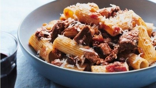 Gino tells us how to prepare another Italian delicacy from the hidden city of Tuscany.   If you can't get hold of any wild boar, pork shoulder is a great replacement for this delicious recipe.