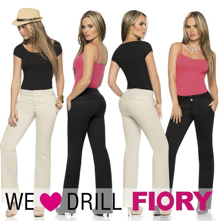 Un pantalón para cada día... empieza tu semana elegante,cómoda y fresca!!!