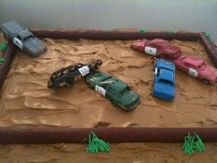Demo Derby Birthday Cakes Random Pictures We Smash