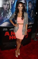 GLORIA GOVAN at A Haunted House 2 Premiere in Los Angeles