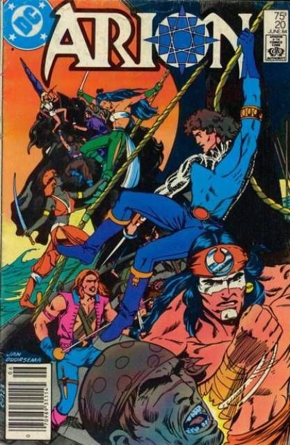 Arion, Lord of Atlantis (Volume) - Comic Vine
