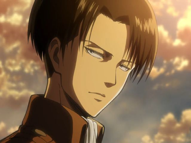 I got: Levi! Which Attack On Titan Character Are You?