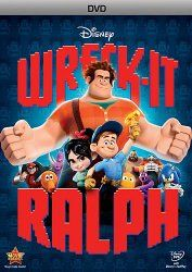 "Wreck-It Ralph - is a very funny film about an arcade game ""bad guy"" who's tired of being overshadowed by ""good guy"" and goes game jumping while the arcade is closed in an attempt to reinvent himself. See trailer and more >>  http://most-popular-movies.com/action-adventure/wreckit-ralph-dvd-com/#"