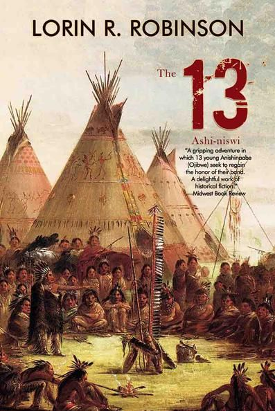 The 13 (Ashi-niswi) by Lorin R. Robinson