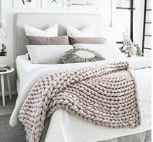King size giant blanket - Giant knitting - Chunky blanket - Merino blanket - Queen size blanket - Easter - Mother's day - handmade chunky blanket - quilt
