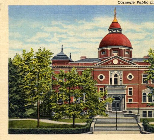 Carnegie Public Library, East Liverpool, Ohio :: General