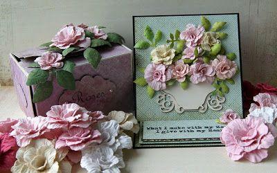 Joanna: Kwiaty/Flower Tutorials