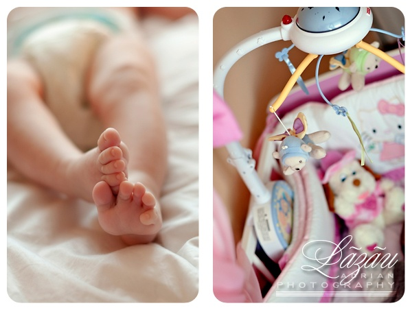 Baby Photo Session By Adrian Lazau Photography