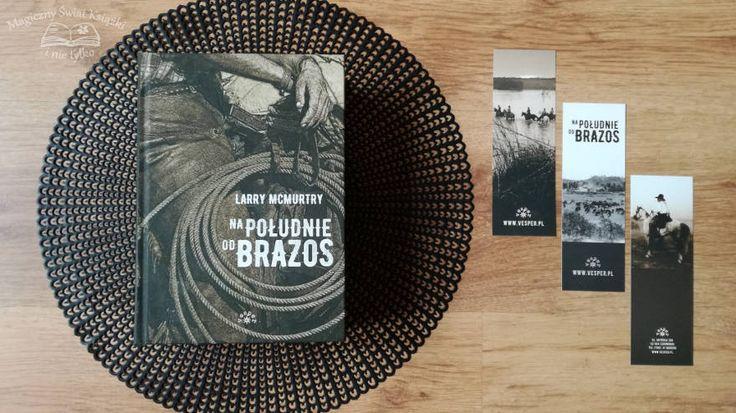 "#book #review #lonesomedove ""Na południe od Brazos"" Larry McMurtry"