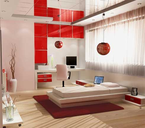 Home design and interior design gallery of bedrooms ideas teen bedroom decorating ideas zimbio picture
