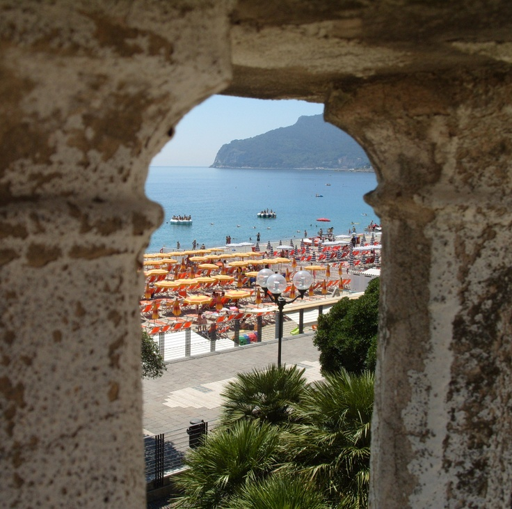 Spotorno, Liguria, Italy