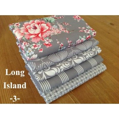 Gutermann Long Island ~ bundle 3-