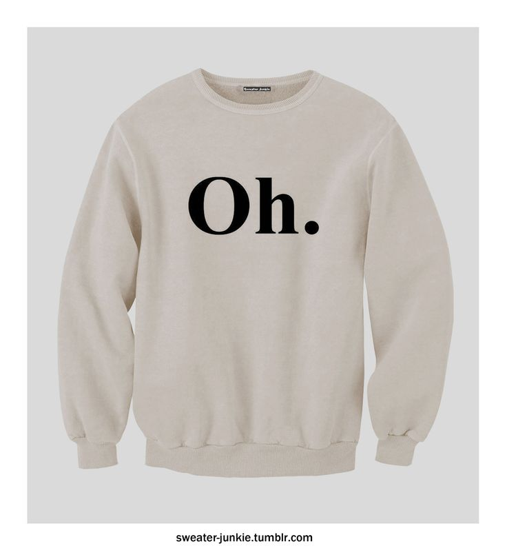 Oh Sweatshirt
