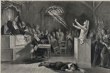 Quiz: Could You Survive The Salem Witch Trials?