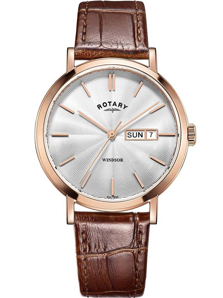 Rotary Mens Windsor Watch GS05304/02