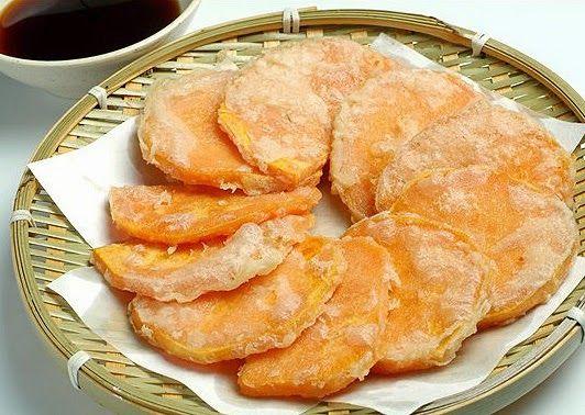 Korean Yam Cake Recipe: 1000+ Ideas About Tempura Recipe On Pinterest