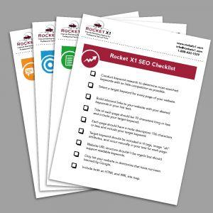 A Comprehensive SEO Checklist