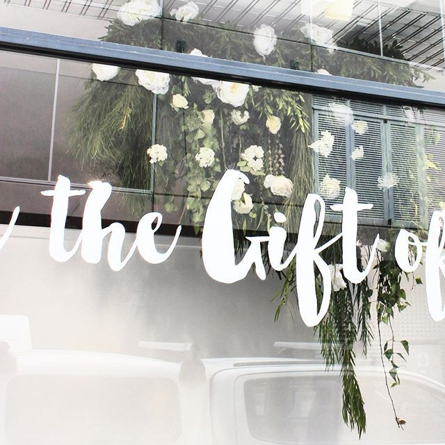 Glamour Boutique Christmas Display 2015 | Print and Petal