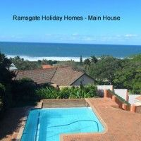 Ramsgate Holiday Homes self-catering accommodation within walking distance of Ramsgate Blue Flag Beach on the KwaZulu-Natal South Coast. Can sleep up to 26 people.