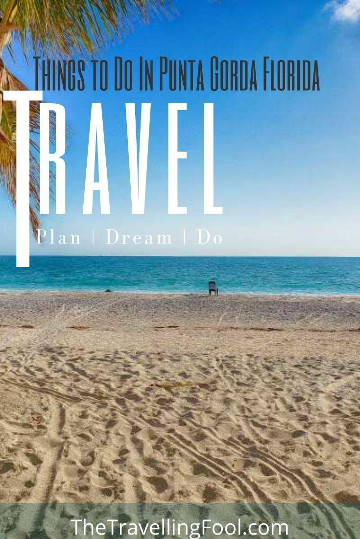 Florida has some beautiful beaches but Punta Gorda ...