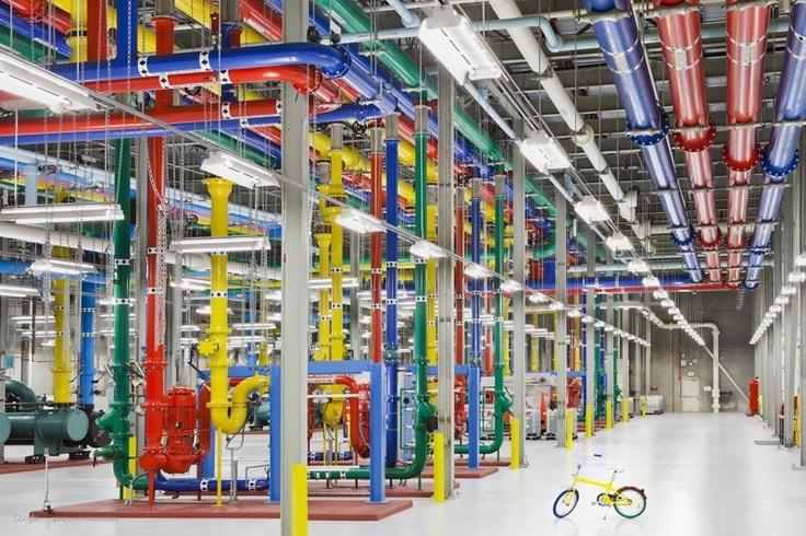 Πρώτο ΘΕΜΑ online : Βίντεο: Ο μυστικός κόσμος της Google αποκαλύπτεται - Τεχνολογία